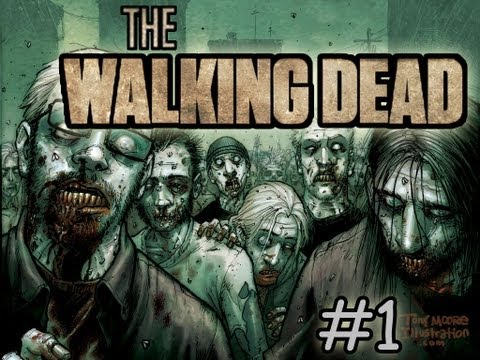 THE WALKING DEAD EPISODE 1 A