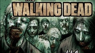 THE WALKING DEAD EPISODE 1 A NEW DAY- VIDEO GAME