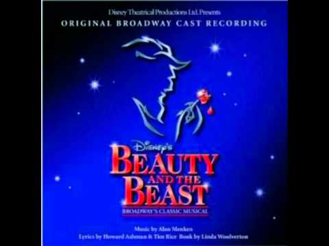 Beauty And The Beast (broadway 1994) - 4. No Matter What (reprise) wolf Chase video