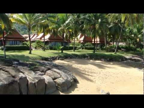 Khao Lak beach resort hotels north of Phuket, in Phang Nga province. In the low tourist season, cheap, peaceful beachfront accommodation on Khao Lak's beache...