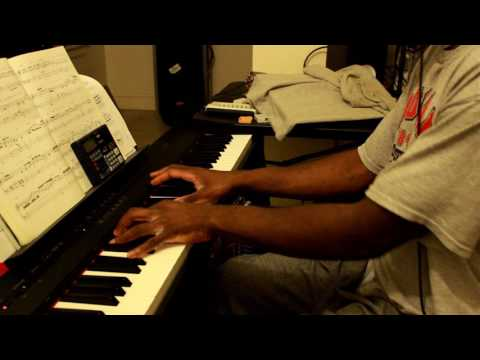 Syd - All About Me Piano Cover - #Getcartervision