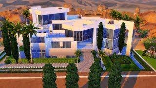 JOGO BASE - MANSÃO DE 500 MIL SIMOLEONS │The Sims 4 (Speed Build)