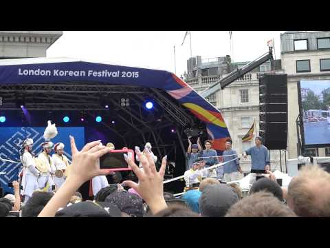 090815 Jinjo Crew at London Korean Festival 2015