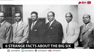 Six strange facts about the BIG 6