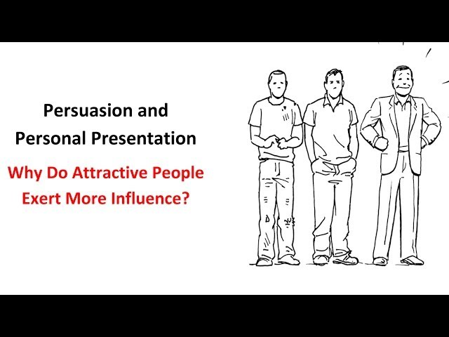 Influence, Persuasion and Personal Presentation - Look Your Best Interacting With Others