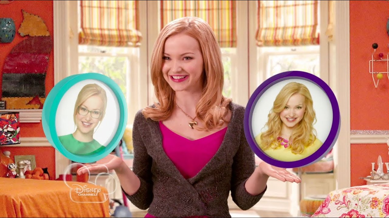 Liv And Maddie - Whosie! - YouTube