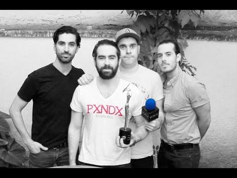 PXNDX RECIBE EL FANS CHOICE AWARDS 2014 (FCHA) | SHOWCASE