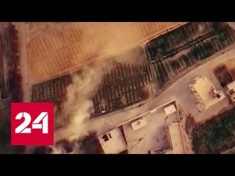 Минобороны РФ: российская и сирийская авиация не ударяли по гумконвою