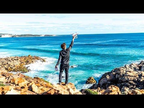 DRONE AROUND SOUTH WESTERN AUSTRALIA