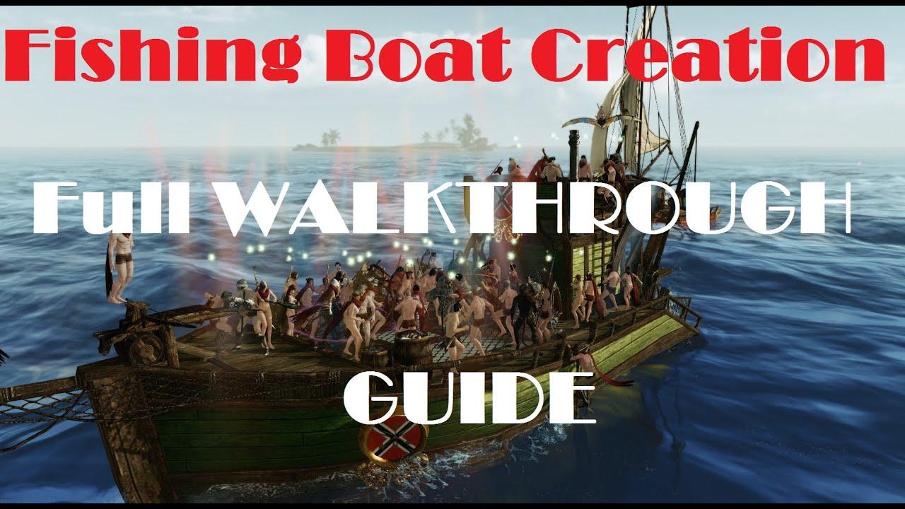 Build a boat archeage | Beks