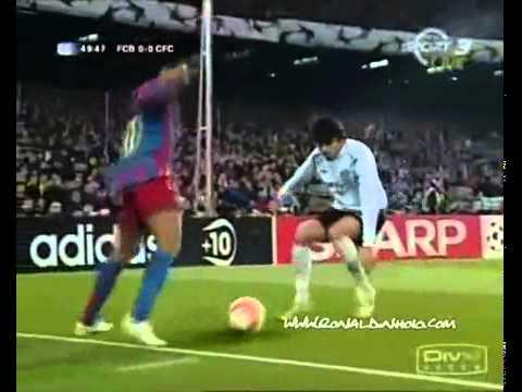 Ronaldinho Freestyle video