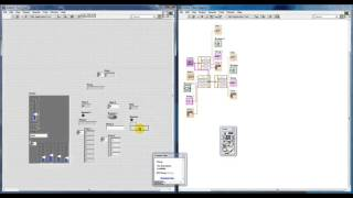 labview Cluster, Class, & Variant VIs and Functions