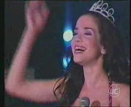 Festival Viña 2001 - Natalia Oreiro 01 - 5ta Noche