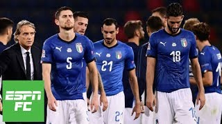 Italy vs Poland 1-1 reaction: Italy in danger of being left behind? | ESPN FC
