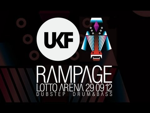 UKF Rampage - Lotto Arena, Antwerp, Belgium