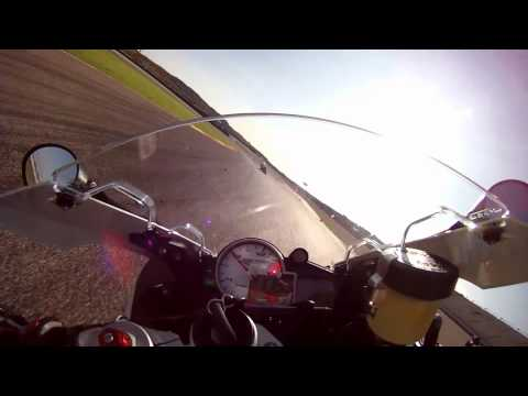 2012 BMW S1000RR Onboard