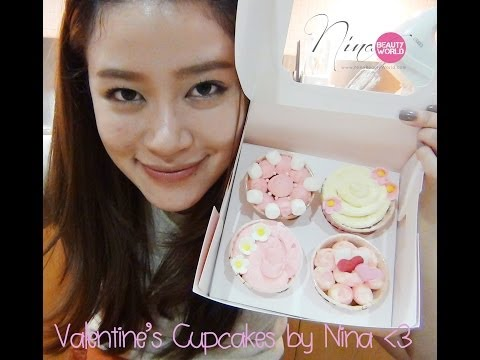 มาทำValentine's Cupcakeกันเถอะ!