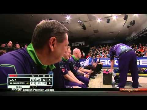 2014 PBA League Elias Cup Finals on ESPN - L.A. X vs. Silver Lake Atom Splitters