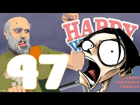 "HAPPY WHEELS: Episodio 47 ""Quiero un NIÑOOOO!!"""