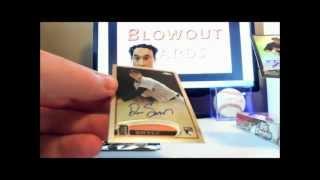 2 Box Break 2012 Topps Chrome Baseball Atomic Refractor Big Hit Tyler Pastornicky Drew Smily