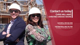 """Chris Williams Realty Group, Oxnard """"Selling New Construction"""""""
