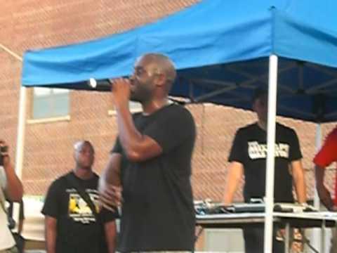 De La Soul - Ego Trippin' - Live at the Brooklyn Hip Hop Festival 2010