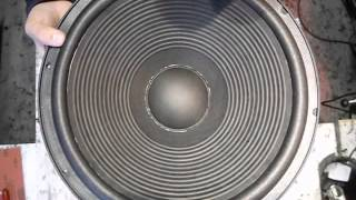 Download Lagu Geithain RL 901K  Lautsprecher Bass Reparieren Sicke Ersetzen Refoam Gratis STAFABAND