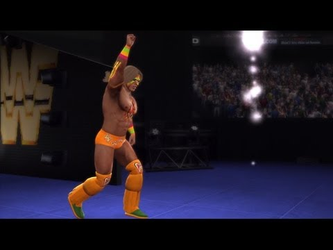 WWE '13 Community Showcase: Ultimate Warrior (PlayStation 3)