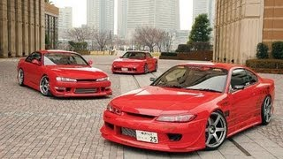 Nissan S13,S14,S15 Tribute