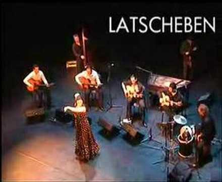 The Rosenberg Trio - Latscheben