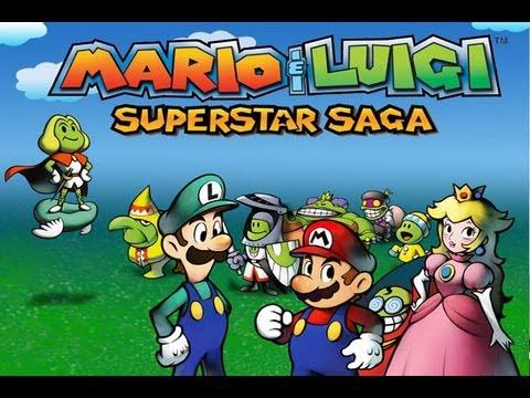 CGRundertow MARIO & LUIGI: SUPERSTAR SAGA for Game Boy Advance Video Game Review