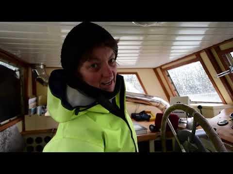Segeln in Patagonien: Ankern mit Landleinen
