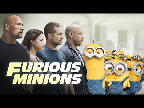 Furious Minions - Minions Invade The Fast & The Furious (2015) Hd video
