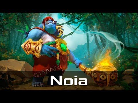 Noia — Ogre Magi, Roaming (Dec 6, 2017) | Dota 2 patch 7.07 gameplay