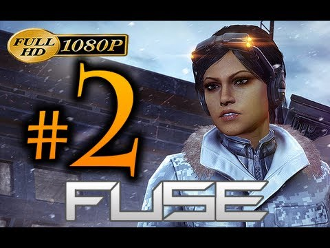 Fuse - Walkthrough Part 2 [1080p HD] - No Commentary