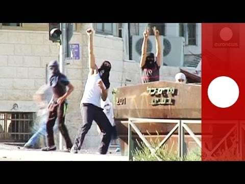 Video: violence in Jerusalem after Palestinian teen found dead