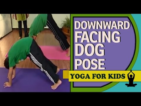 Yoga for fitness - Adho Mukha Svanasana | Downward Facing Dog Pose