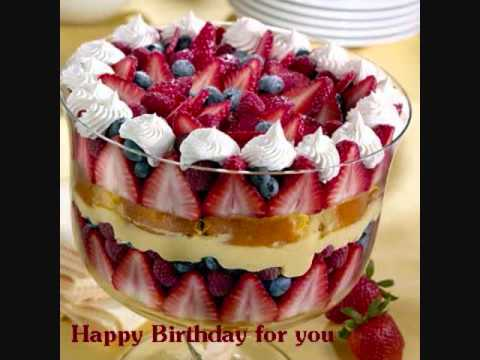 Happy Birthday To You By The Chipmunks To Dear Wayne.wmv video