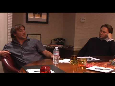 Me and Orson Welles Interview - Richard Linklater and Christian McKay part 2