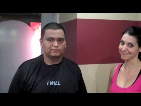 Fawn Woodfin - Cande Garcia Weeks 3-7 On His Journey To Transformation And Weight Loss! video