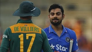 Ind vs SA 4th ODI | Virat Kohli Ton Outweighs AB De Villiers Assault