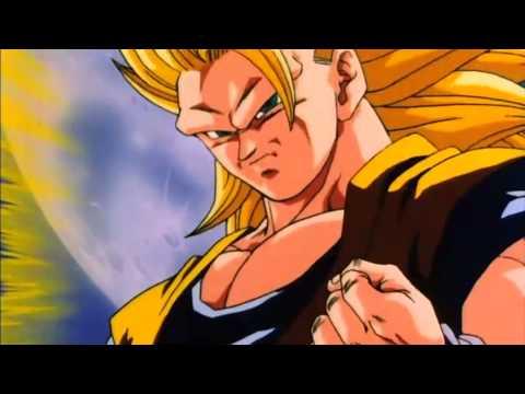 Goku Turns Super Saiyan 3 Against Kid Buu (hd) video