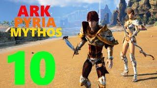 [10] DIVINE PALADINS, MERMAIDS AND KARKINOS! (Ark Pyria Mythos Evolved Modpack)