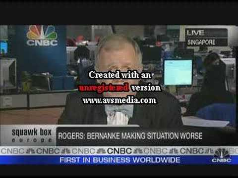 Jim Rogers investor Not Only Slam The Fed calls Abolish It