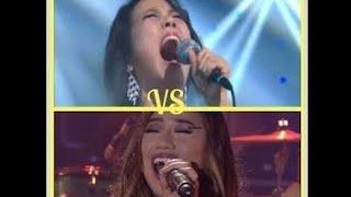 So Hyang VS Morisette Amon - Battle Of Bridge Over Troubled Water (Who sang it better?)