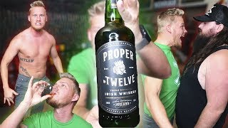 TRYING Conor McGregor's PROPER 12 Irish Whiskey!!