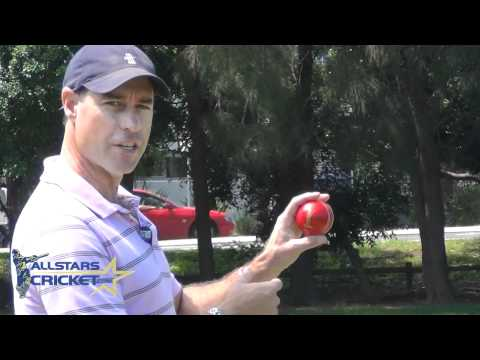 Bowling Coach Allstars Cricket Outswing Grip