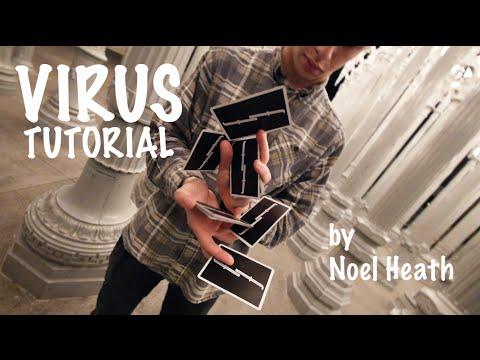 VIRUS // Cardistry Tutorial by Noel Heath