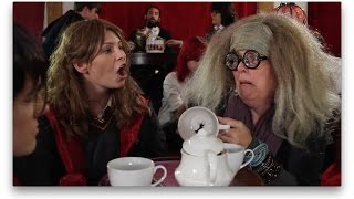 Divination Class w/ Professor Trelawney on Harry Potter and the Music Video Parody Set!