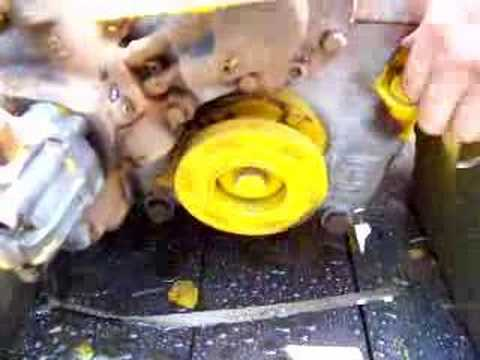 John Deere Twin Turbo Diesel Marine Engines New Startup